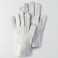 AEO Touchpoint Gloves, Light Heather