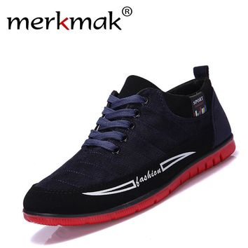 Men's shoes spring autumn mens fashion leisure brand frosted canvas men shoes 2017 flat casual shoes man 38-44 Free shipping