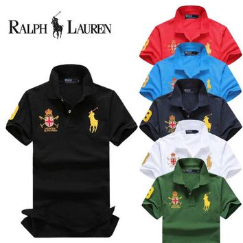 Ralph Lauren Classic Men Polo Shirts - Best Deal Online