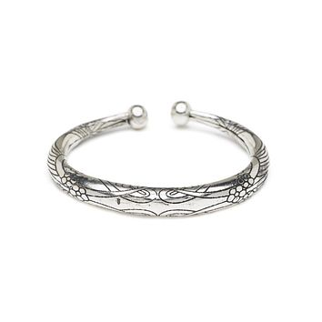 Selene Brass Cuff  - Fair Trade