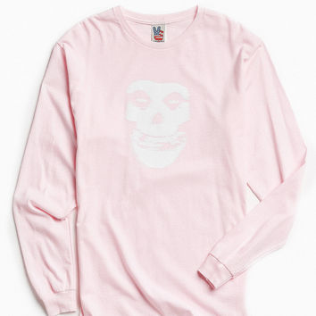 Misfits I Want Your Skull Long Sleeve Tee | Urban Outfitters