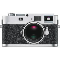 Leica M9-P 18MP Full-Frame Digital Rangefinder Camera (Silver Chrome)