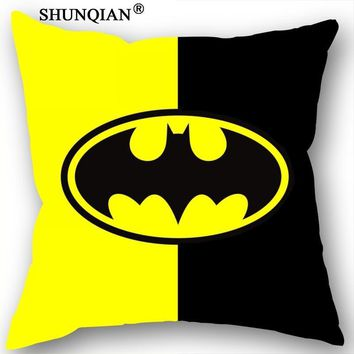 Batman Dark Knight gift Christmas Best Batman Pillowcase Wedding Decorative Pillow Cover Custom Gift For (Two Sides) Printed Pillow Cases 18-315 AT_71_6