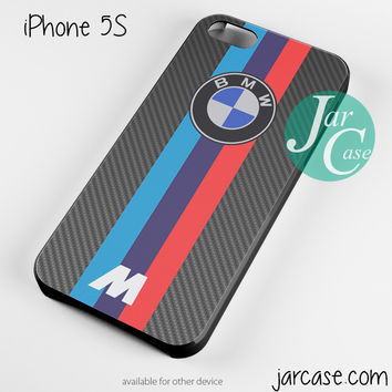 BMW M Car Logo Phone case for iPhone 4/4s/5/5c/5s/6/6 plus