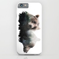 Bear Brothers iPhone & iPod Case by Cafelab