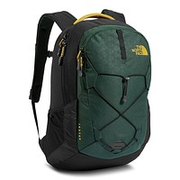Jester Backpack in Darkest Spruce Emboss by The North Face - FINAL SALE