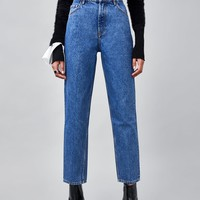 AUTHENTIC DENIM MOM FIT JEANS