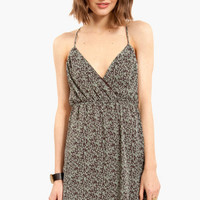 Leaf Me Alone Dress $35