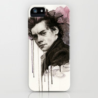 Harry Styles iPhone & iPod Case by bellavigg | Society6