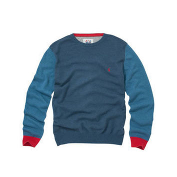 SLALOM - Mens Knitted Jumper in Sweatshirts & Jumpers at the Joules Clothing