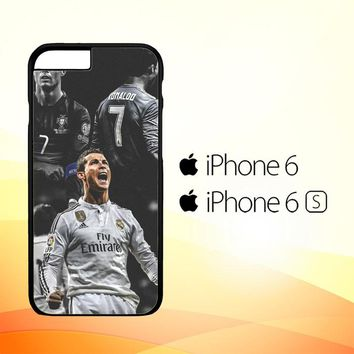 Cristiano Ronaldo Real Madrid L2113 iPhone 6|6S Case