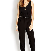 Cool Girl Woven Jumpsuit