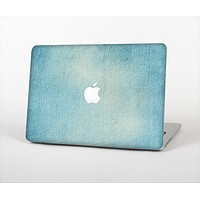 The WaterColor Blue Texture Panel Skin Set for the Apple MacBook Air 13""