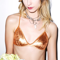 Private Arts Velvet Bra