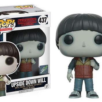 Upside Down Will Funko Pop! Television Stranger Things Exclusive