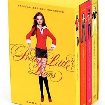 Pretty Little Liars Box Set By Sara Shepard