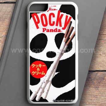 Pocky Panda iPhone 6 Plus Case | casefantasy
