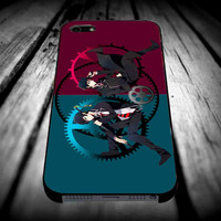 Blue exorcist design for iPhone 4/4s/5/5s/5c/6/6 Plus Case, Samsung Galaxy S3/S4/S5/Note 3/4 Case, iPod 4/5 Case, HtC One M7 M8 and Nexus Case **