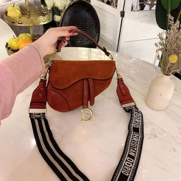 Christian Dior Women Shoulder Bag Soft Leather TopHandle Bags Ladies Tote Handbag Designer Handbags
