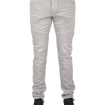 TRUE RELIGIONROCCO ACTIVE MOTO JEANS - GREY 1200