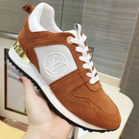 LOUIS VUITTON LV Fashion leisure sports shoes