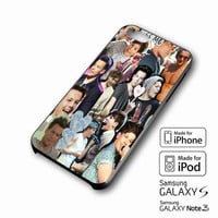 One direction,Louis Tomlinson Collage iPhone case 4/4s, 5S, 5C, 6, 6 +, Samsung Galaxy case S3, S4, S5, Galaxy Note Case 2,3,4, iPod Touch case 4th, 5th, HTC One Case M7/M8