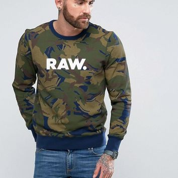 G-Star Dc Core Sweater at asos.com