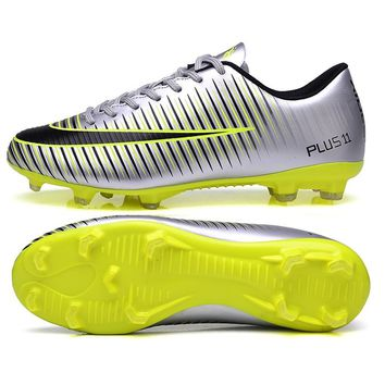 Football boots superfly original 2016 children Boys kids sneakers adult football shoe Unisex soccer cleats sport shoes