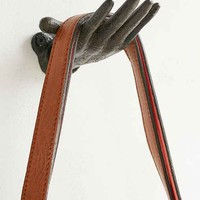 Open Palm Cast Iron Hook