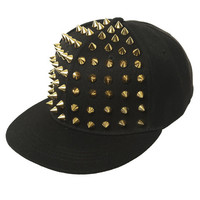 Studded Baseball Hat