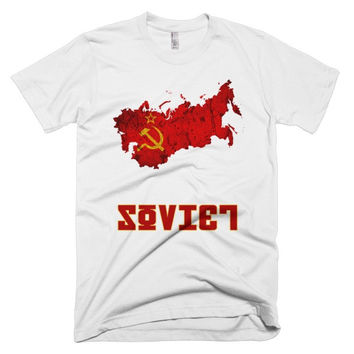 The Soviet Union Flag T-Shirt