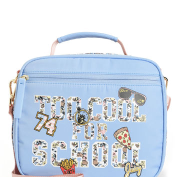 GIRLS TOO COOL FOR SCHOOL LUNCHBOX