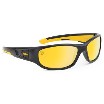 Pittsburgh Steelers Zone Kids Sunglasses