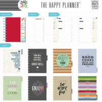 The Happy Planner™- Recipe Organizer