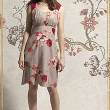 Poppy Print Alessia Dress