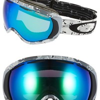 4818782a86 Men s Oakley  Tanner Hall Signature Series - Canopy  Snow Goggles. Oakley  Tanner Hall Signature Canopy Goggle. Rock   Republic Shield ...