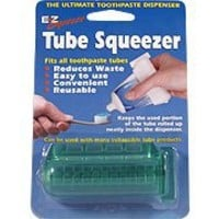 Ez Squeeze Toothpaste Dispenser (Colors vary)