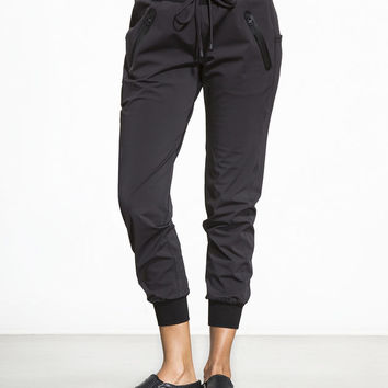 Tech Jogger Pants in Black