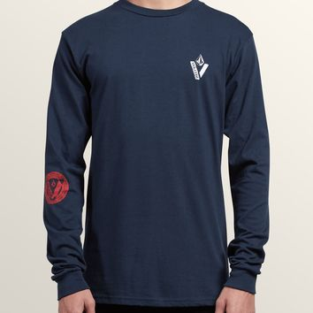 Volcom Cut Out L/S Tee