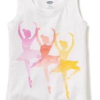Graphic Tank for Baby