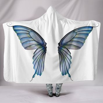 Fairy Wings On White
