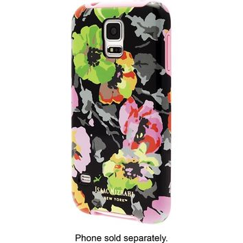 Isaac Mizrahi New York - Case for Samsung Galaxy S 5 Cell Phones - Black
