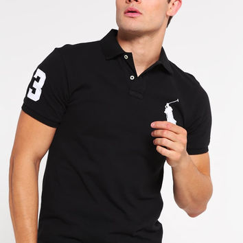 Polo Ralph Lauren Polo shirt - polo black/white