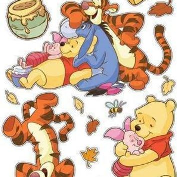 5D Diamond Painting Winnie the Pooh, Tigger and Piglet Kit