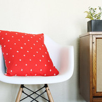 Poppy Plus Pillow Cover - 18.5 x 18.5 in.