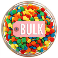 Bright Sequin Sprinkles BULK