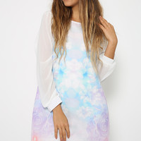 Heaven Knows Dress - Print