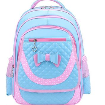 Hot Sale Children School Bags For Girls Boys Kids Satchel Waterproof Orthopedic Backpack School Bag Book Bag Mochila Escolar