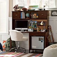 Chatham Large Snack + Study Desk + Hutch