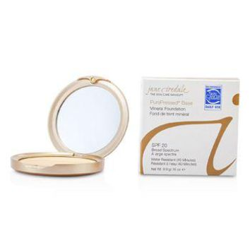 Jane Iredale PurePressed Base Pressed Mineral Powder SPF 20 - Amber Make Up